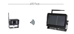 signal range 492ft