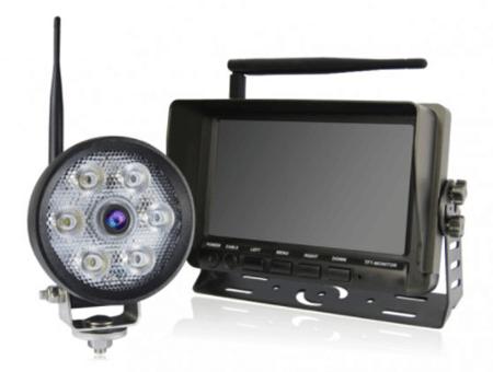 772S261M2 wireless work lamp camera kits