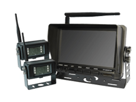 776H20532 wireless rearview camera kits
