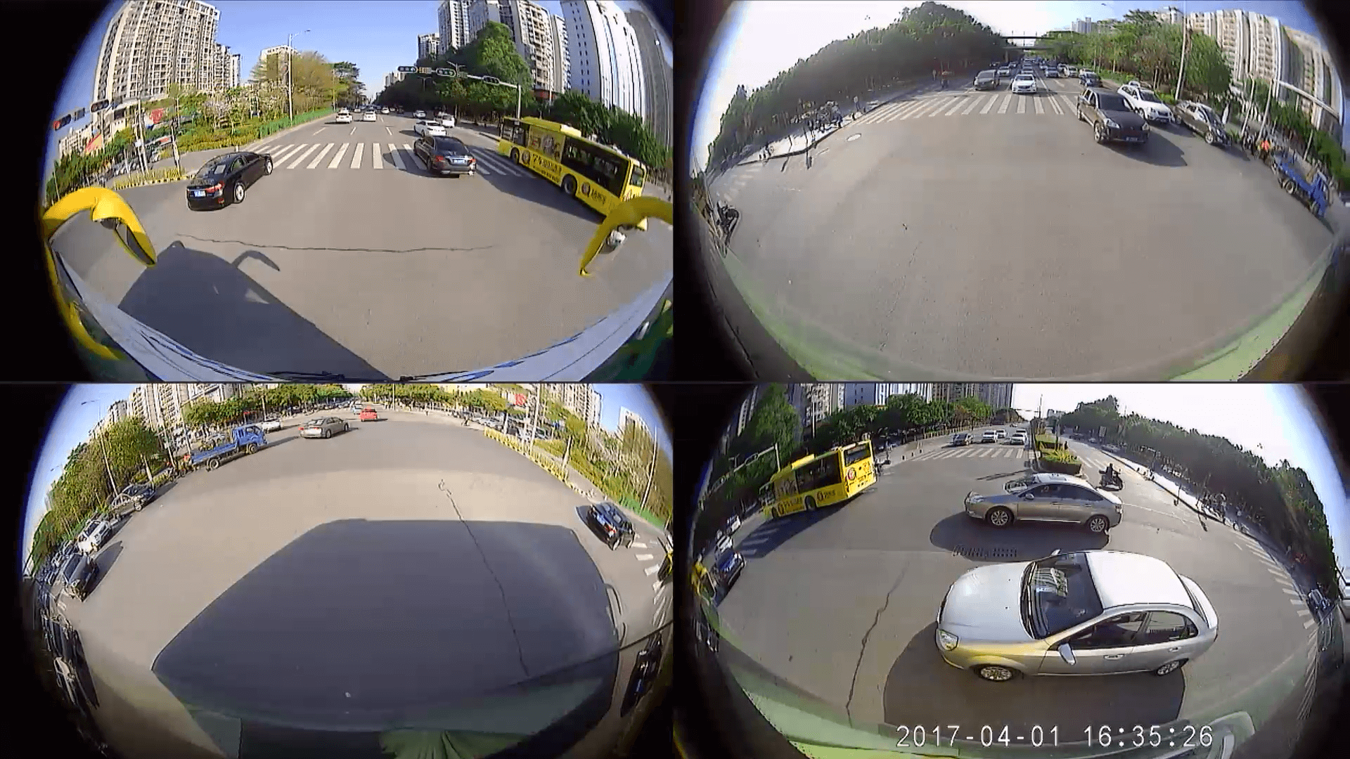 Kocchi's SurroundView™ System Video Footage