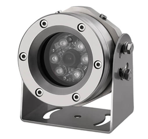 Stainless Steel Explosion-proof Camera EX01
