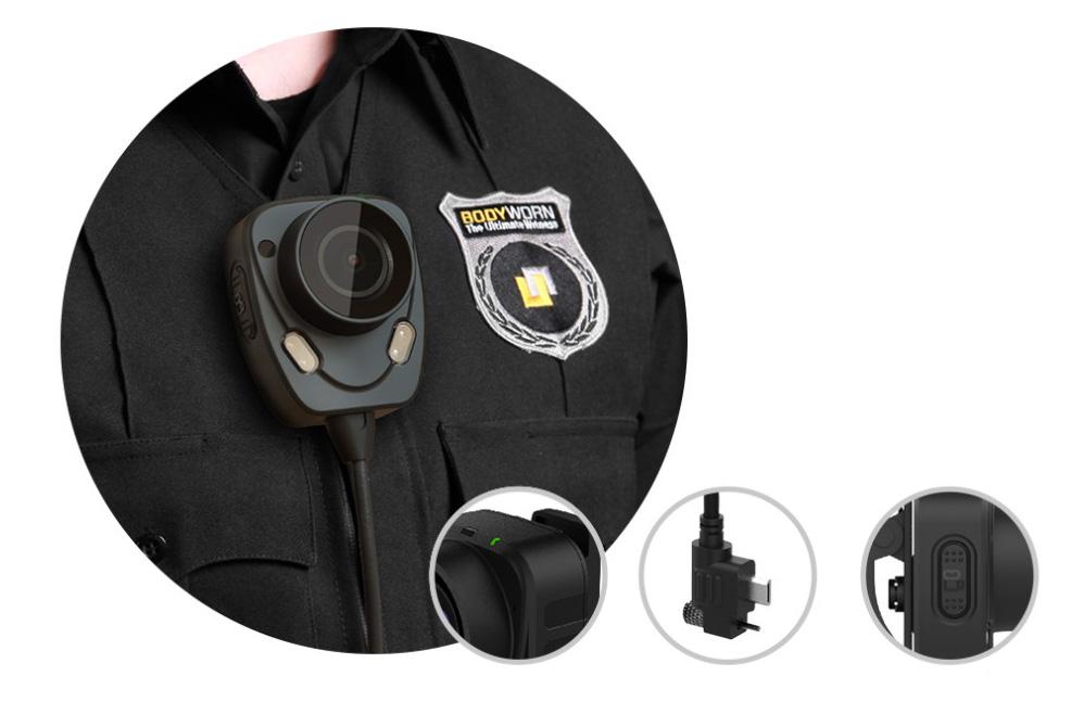 bodyworn camera External Camera