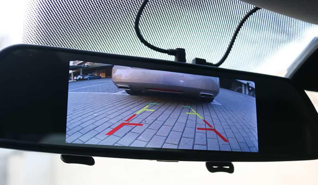 mirror monitor