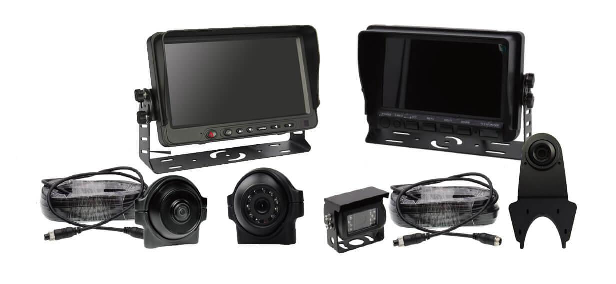 observation camera monitor system