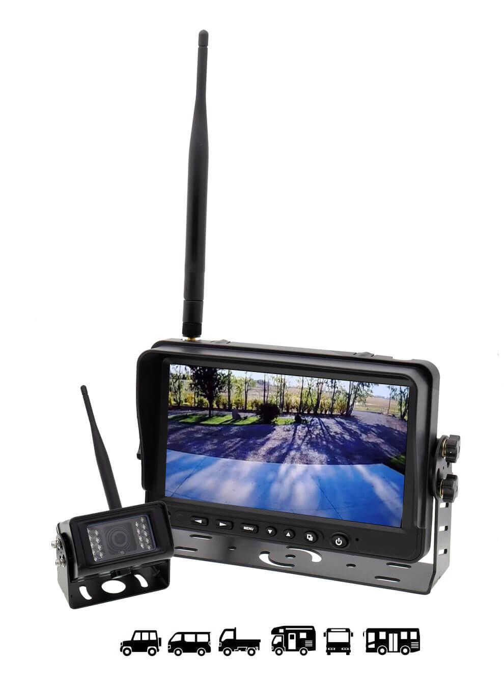 rearview camera kits