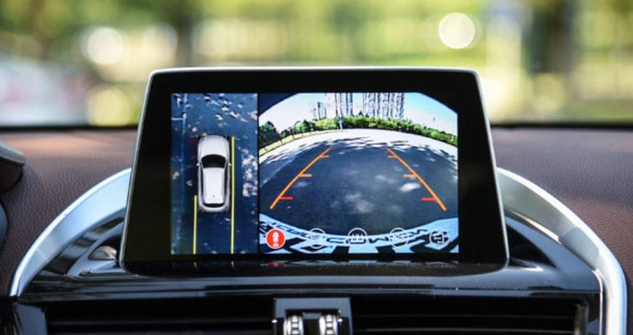 360 car camera system
