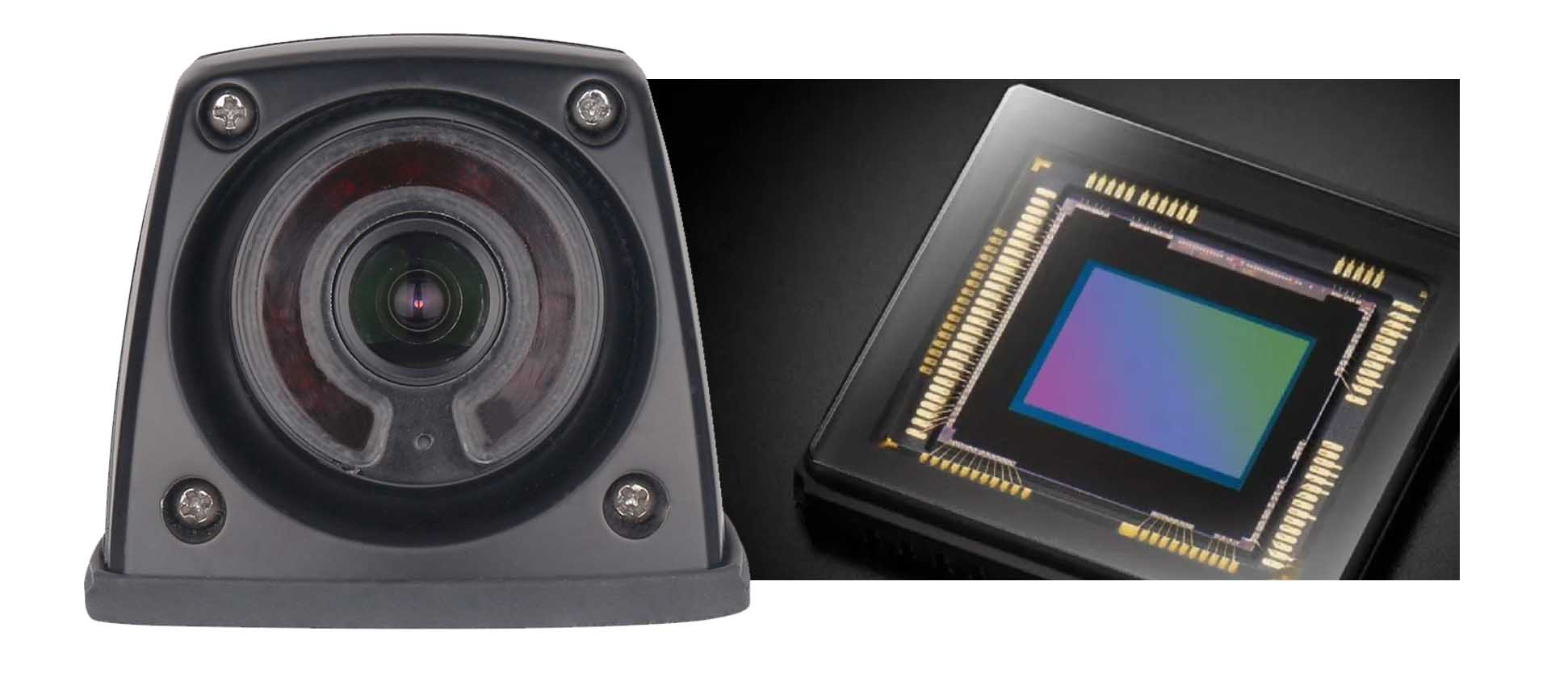 CCD vs CMOS backup camera
