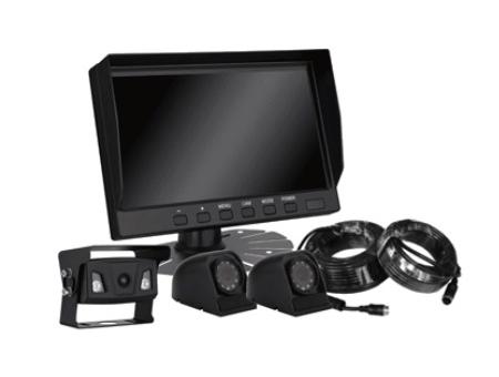RV backup camera kits