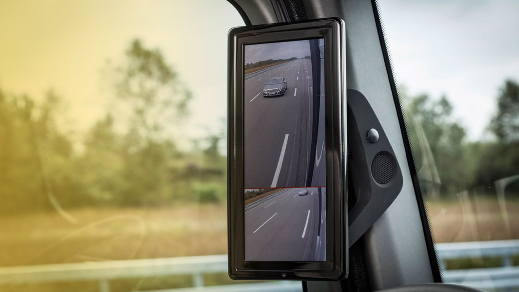 Electronic rearview mirror blog